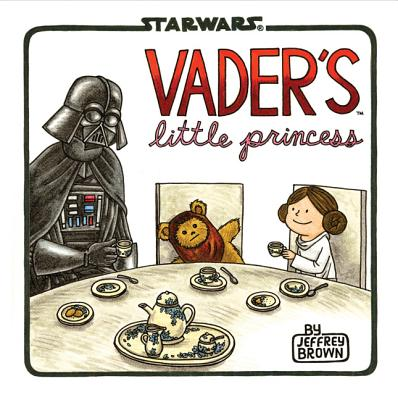 Vader's Little Princess By Brown, Jeffrey
